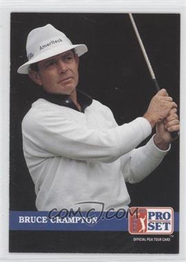 1992 Pro Set Golf #220 - Bruce Crampton