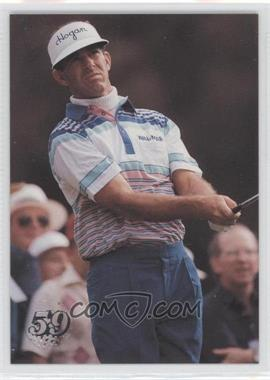 1992 Pro Set Golf #N/A - Chip Beck