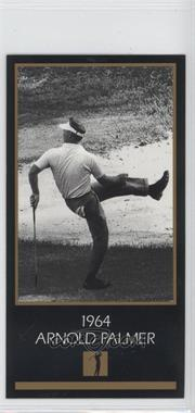 1993-98 Grand Slam Ventures Champions of Golf: The Masters Collection - [Base] #1964 - Arnold Palmer