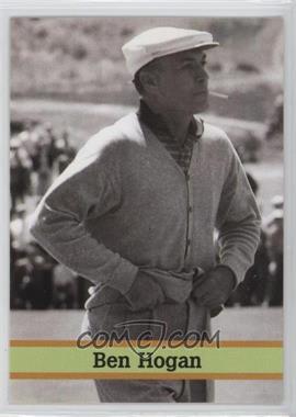 1993 Fax Pax Famous Golfers #30 - Ben Hogan