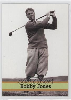1993 Fax Pax Famous Golfers #31 - Bobby Jones