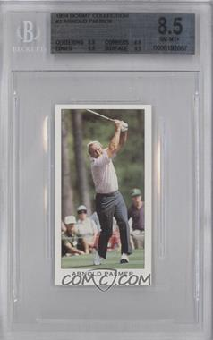 1994 The Dormy Collection - [Base] #3 - Arnold Palmer [BGS 8.5]