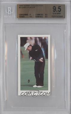 1994 The Dormy Collection - [Base] #5 - Gary Player [BGS9.5]