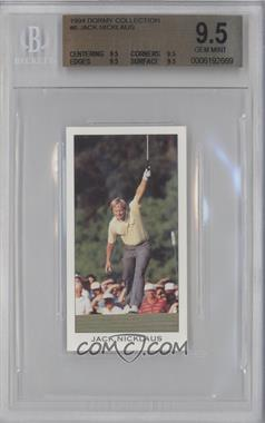 1994 The Dormy Collection [???] #6 - Jack Nicklaus [BGS 9.5]