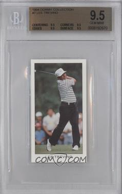 1994 The Dormy Collection [???] #7 - Lee Trevino [BGS 9.5]