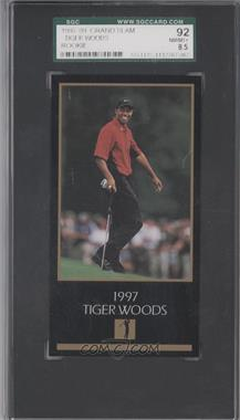 1997 Grand Slam Masters Collection #NoN - Tiger Woods [SGC92]