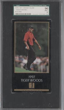 1998 Champions of Golf, The Masters Collection #TIWO - Tiger Woods [SGC96]
