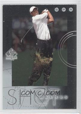 2001 SP Authentic Shot Makers #S1 - Tiger Woods