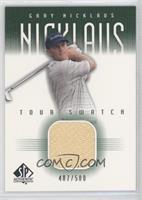 Gary Nicklaus /500