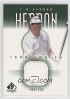 Tim Herron /500