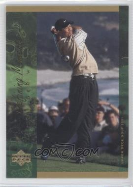 2001 Upper Deck - [Base] #124 - Tiger Woods