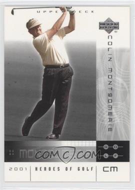 2001 Upper Deck - Heroes of Golf #5 - Colin Montgomerie
