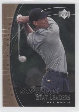 2001 Upper Deck - Stat Leaders #SL2 - Tiger Woods