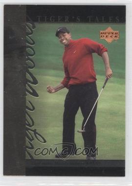 2001 Upper Deck - Tiger's Tales #TT15 - Tiger Woods