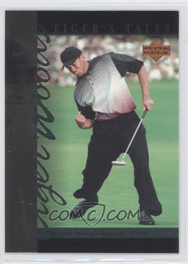 2001 Upper Deck - Tiger's Tales #TT21 - Tiger Woods