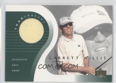 2001 Upper Deck - Tour Threads #TT-GW - Garrett Willis