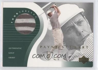 2001 Upper Deck - Tour Threads #TT-PS - Payne Stewart