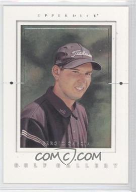 2001 Upper Deck Golf Gallery #GG2 - Sergio Garcia