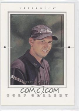 2001 Upper Deck Golf Gallery #GG2 - Sergio Garcia