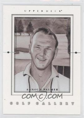 2001 Upper Deck Golf Gallery #GG3 - Arnold Palmer