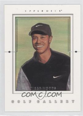 2001 Upper Deck Golf Gallery #GG4 - Tiger Woods