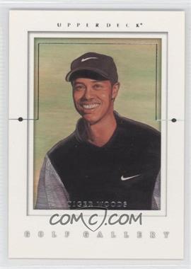 2001 Upper Deck Golf Gallery #GG4 - Tiger Woods