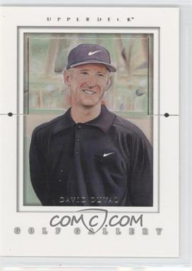 2001 Upper Deck Golf Gallery #GG5 - David Duval