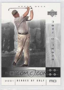 2001 Upper Deck Heroes of Golf #8 - Mark O'Meara
