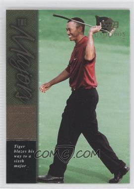 2001 Upper Deck Tiger Woods Career #TWC22 - Tiger Woods