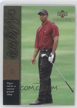 2001 Upper Deck Tiger Woods Career #TWC23 - Tiger Woods