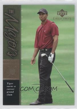 2001 Upper Deck Tiger Woods Career #TWC23 - Tiger Woods