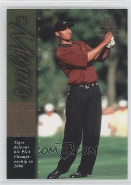 2001 Upper Deck Tiger Woods Career #TWC25 - Tiger Woods