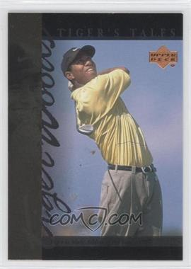 2001 Upper Deck Tiger's Tales #TT16 - Tiger Woods
