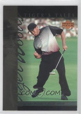 2001 Upper Deck Tiger's Tales #TT21 - Tiger Woods