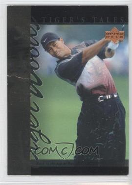 2001 Upper Deck Tiger's Tales #TT23 - Tiger Woods