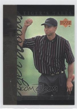 2001 Upper Deck Tiger's Tales #TT25 - Tiger Woods