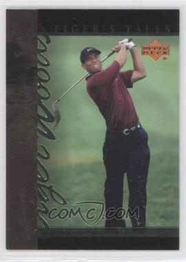 2001 Upper Deck Tiger's Tales #TT28 - Tiger Woods