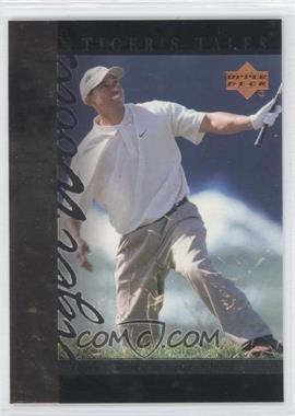2001 Upper Deck Tiger's Tales #TT29 - Tiger Woods