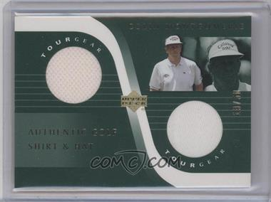 2001 Upper Deck Tour Gear #TG-CM - Colin Montgomerie /50
