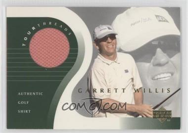 2001 Upper Deck Tour Threads #TT-GW - Garrett Willis