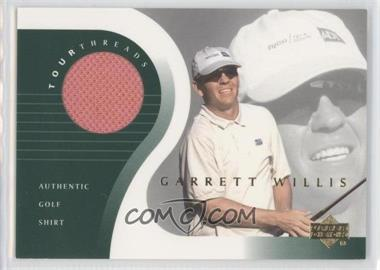 2001 Upper Deck Tour Threads #TT-GW - Garrett Willis