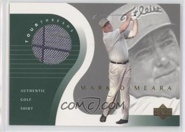 2001 Upper Deck Tour Threads #TT-MO - Mark O'Meara