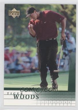2001 Upper Deck #1 - Tiger Woods