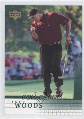 2001 Upper Deck #1 - Tiger Woods