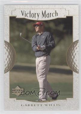 2001 Upper Deck #144 - Garrett Willis
