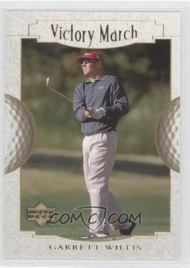 2001 Upper Deck #144 - Garrett Willis