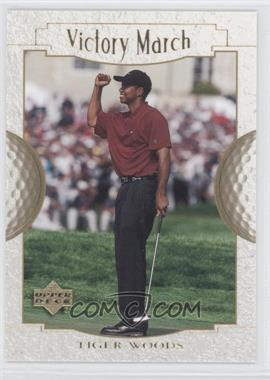 2001 Upper Deck #151 - Tiger Woods