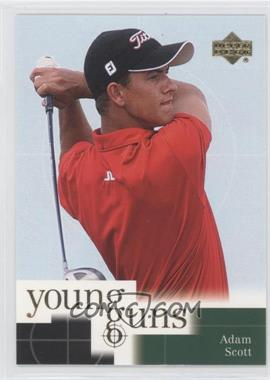 2001 Upper Deck #70 - Adam Scott