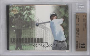2001 Upper Deck #90 - Tiger Woods [BGS 10]