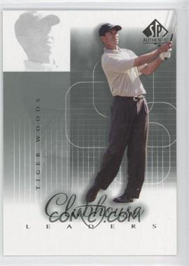 2002 SP Authentic - [Base] #56SPA - Tiger Woods